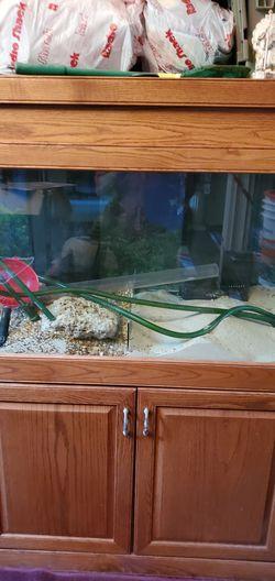 Fish tank 120 gal all glass aquarium for Sale in York,  SC