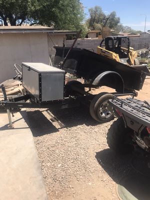 Mini dump trailer for Sale in Phoenix, AZ