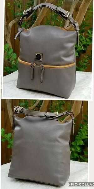 Dooney Bourke Seville Callie Leather Hobo/shoulder Bag for Sale in Arlington, TX