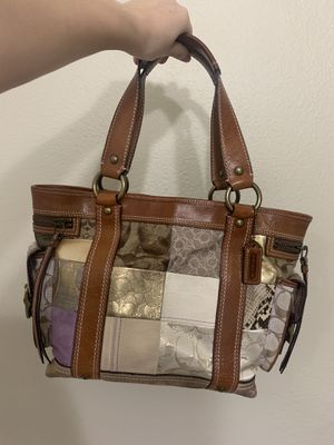 Coach tote very clean for Sale in Las Vegas, NV