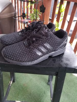 Adidas 3M woven reflective size 11 mens for Sale in Austin, TX
