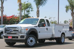 2015 Ford Super Duty F450 XLT RWD Diesel Utility Truck (21432) for Sale in Fontana, CA