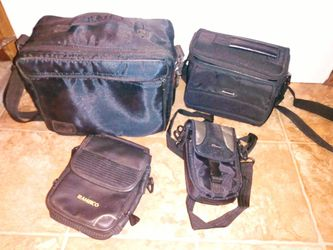 Lot of Assorted Camera Bags for Sale in La Vergne,  TN