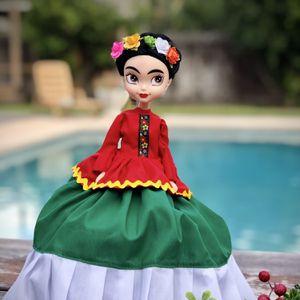 "Frida Kahlo Artesanal Doll 13"" Tall for Sale in McAllen, TX"
