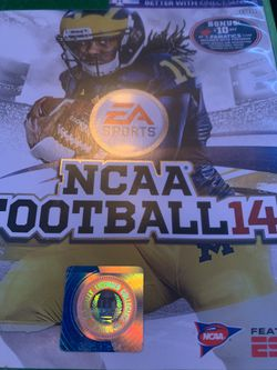NCAA football 14 for Sale in Cashmere,  WA