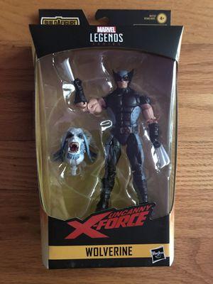 Marvel Legends X-men Wolverine for Sale in Oak Lawn, IL