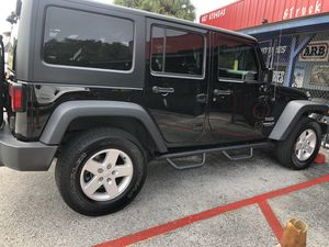5 JEEP STOCK TIRES AND WHEELS for Sale in Alafaya, FL