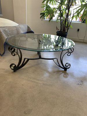 Short Rod Iron Sofa Table for Sale in Phoenix, AZ