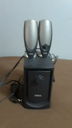 Dell subwoofer computer speaker system for Sale in Nashville, TN