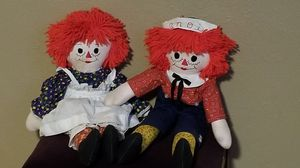 Antique dolls and dishes for Sale in Mesquite, TX