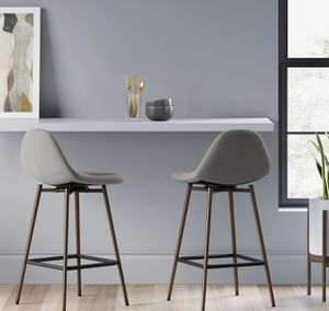 Gray barstools new for Sale in Inver Grove Heights, MN