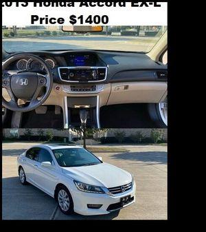 ֆ14OO Honda Accord EX-L for Sale in Sunfish Lake, MN