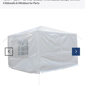 Tent / Carpa 10x10' Walls/paredes for Sale in East Los Angeles, CA