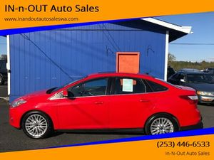 2012 Ford Focus for Sale in Puyallup, WA