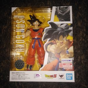 Dragonball Z Son Goku SHfiguarts anime figure for Sale in Los Angeles, CA