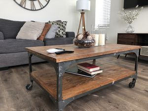 Cost Plus Coffee Table & end table set for Sale in San Jose, CA