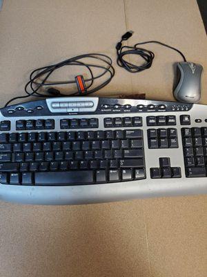 Microsoft Keyboard & Mouse for Sale in Huntsville, TX