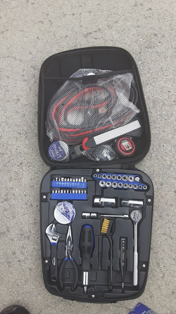Apollo Automotive and travel tool kit