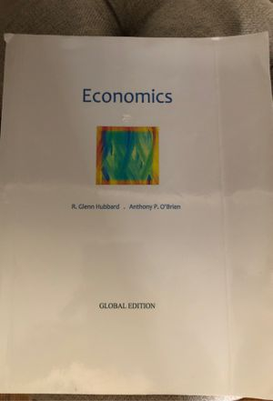 Economics Global Edition ISBN-13: 9780132102906 GOOD SHAPE! Some highlight for Sale in Alexandria, VA
