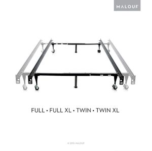 Adjustable Structures Bed Frame, Twin-Full, ST4633BF for Sale in Bell Gardens, CA