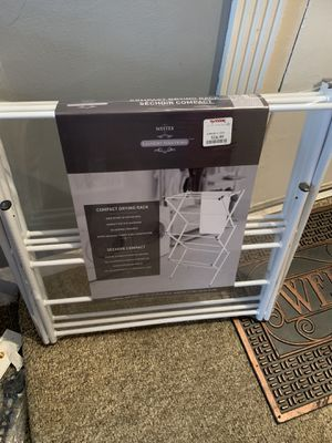 Compact drying rack for Sale in Gaithersburg, MD