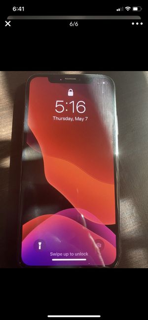 iPhone X T-Mobile 64G for Sale in Oakland Park, FL