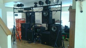 Dj sound system for Sale in Patterson, CA