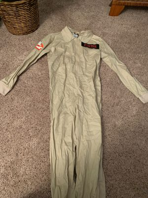 Ghost Buster Halloween Costume Adult S/M for Sale in Burke, VA