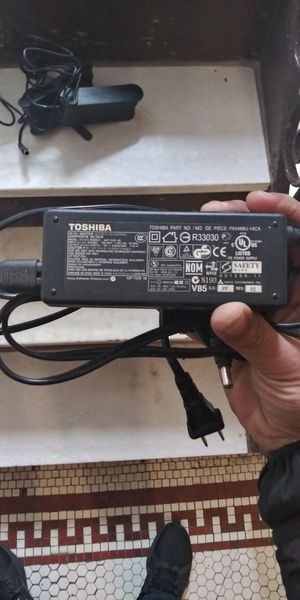 Toshiba laptop charger for Sale in Brooklyn, NY