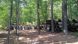 55 gallon drum barrels no lids for Sale in Little Rock, AR