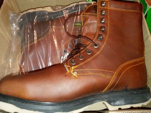 Acero Leather Workboots for Sale in Tampa, FL