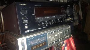 Stereo receivers for Sale in Los Angeles, CA