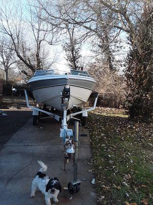 Boat & Trailer for Sale in BRECKNRDG HLS, MO