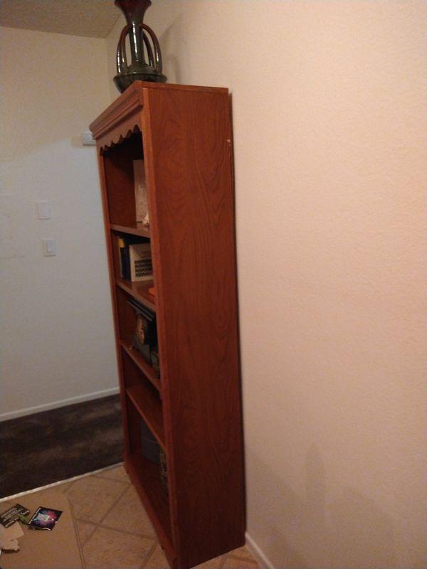 Bookshelf, 32 Width X 11 Depth X 72 High