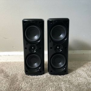 Insignia Home Theater Surround Speakers for Sale in Mount Prospect, IL