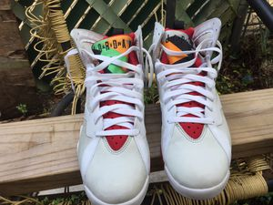 Jordan 7:::—-::::Bugs Bunny Edition 10 1/2 for Sale in Hollywood, FL