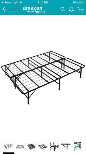 metal bed frame king unopened. for Sale in University, VA