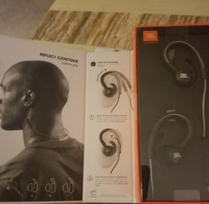 JBL Reflect Contour Wireless Headphones for Sale in Fort Washington, MD