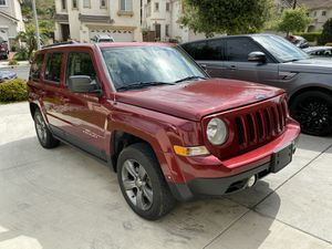 2015 Jeep Patriot. Leather clean title for Sale in San Diego, CA