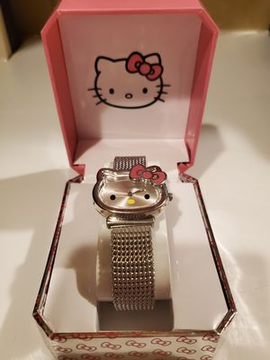 Brand new Hello Kitty Watch for Sale in Columbia City, IN