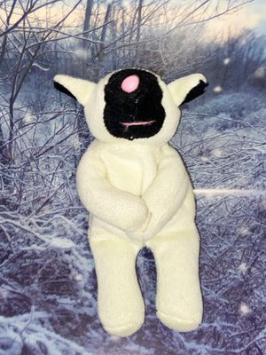 """Rare Limited edition Ty Beanie Buddy - Chops the Lamb 8"""" plush for Sale in Lakewood, CA"""
