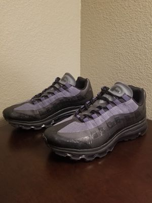 AIR MAX 95 FULL CUSHION MENS SIZE 10 for Sale in McGill, NV