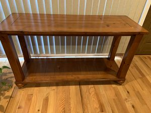Console table for Sale in Des Plaines, IL