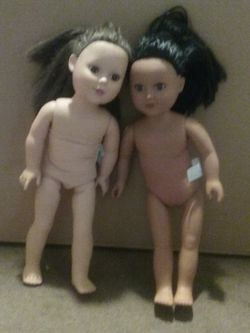 2 18in Dolls Madame Alexander And Journey Doll for Sale in Bellingham,  MA