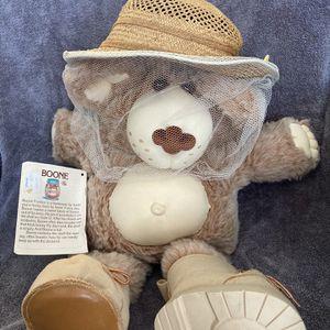 Furskins 1985 Vintage Stuffed Plush Bear for Sale in La Habra, CA