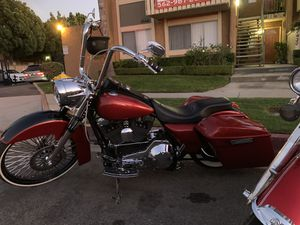 2 Road Kings Harley Davidson motorcycles for Sale in Los Angeles, CA