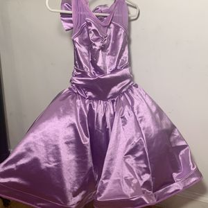 Weissman Purple Dance Costume Dress Child Size Xtra Small for Sale in Queens, NY