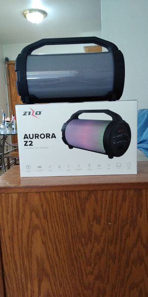 Portable led speaker for Sale in Minneapolis, MN
