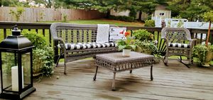 Rattan outdoor furniture for Sale in NO POTOMAC, MD
