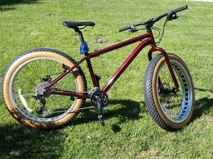 fat tire mountain bike bicycle for Sale in Herndon, VA